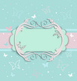 card cover vector image