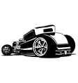 Cartoon hotrod vector | Price: 1 Credit (USD $1)