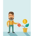 Investor Businessman vector image