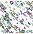 colorful modern abstract gradient background with vector image vector image