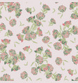 seamless chinoiserie pattern background vector image vector image