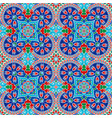 turkish seamless pattern vector image