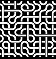 pipeline grid abstract geometric design of tubes vector image