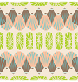The Sea Pattern vector image vector image