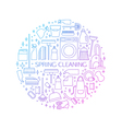 Cleaning14 vector image vector image