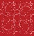 seamless grunge ornate pattern-15 vector image vector image