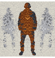 Stalker vector image