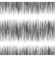 seamless black and white texture with vibration vector image