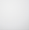 Grey textured grid background vector image