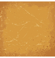 rusty grunge background vector image vector image