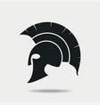 Spartan helmet icon