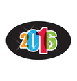 2016 new year vector image vector image