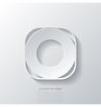 Lifebuoy web icon vector image