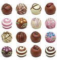 Chocolate candies vector | Price: 1 Credit (USD $1)