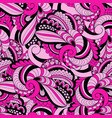 Seamless pattern with spirals