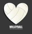 Sport design over gray background vector image