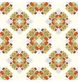 abstract tiles seamless vector image vector image
