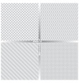 seamless pattern set fn vector image vector image