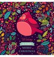 Christmas time vector image vector image