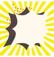 Comic book effects vector image vector image
