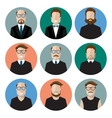 icon characters vector image vector image