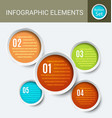 infographic element set2 vector image