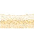 agriculture wheat field hand drawn sketch rural