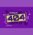 error 404 web page design