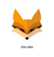 fox-logo-design-3 vector image