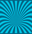 abstract hole background - design from curved rays vector image vector image