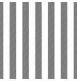 striped black and white vertical seamless vector image vector image