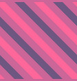 tile pattern with pink and orange stripes vector image