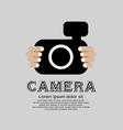 Camera EPS10 vector image