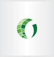 eco bio leaf natural herb health logo icon vector image