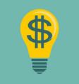 idea to make money vector image