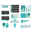 infographic elements concept vector image
