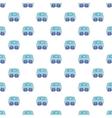 Phoropter pattern cartoon style vector image vector image