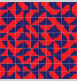abstract modernist style geometric tiles seamless vector image