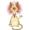 Fantastic animal cartoon vector image vector image