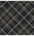 Pride of scotland hunting tartan diagonal seamless vector image vector image