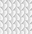 Romantic origami vector image