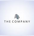 Building logo ideas design on vector image