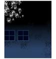 Window Pattern Background vector image vector image