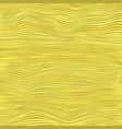 yellow striped pattern wavy ribbons curvy lines vector image