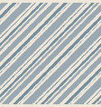 seamless pastel watercolor brush striped color vector image