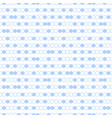 seamless pattern with small circles blue simple vector image