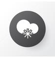 snowy weather icon symbol premium quality vector image