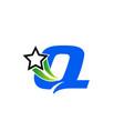 letter q alphabetical logo design concepts vector image