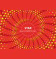 original abstract background with a half-tone of vector image vector image