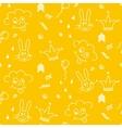 baby pattern design nursery kid background